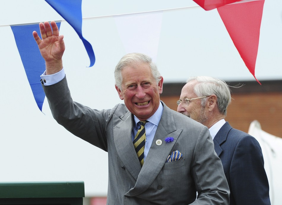 What title will Prince Charles take on becoming King of the United Kingdom?