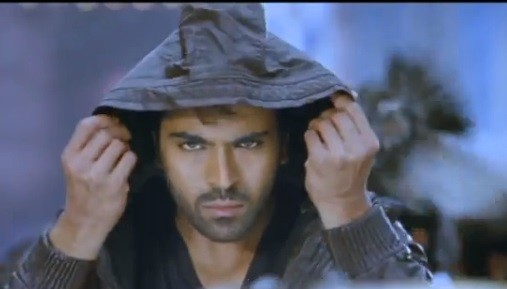 """Yevadu"" still from official trailer (Screenshot from YouTube)"
