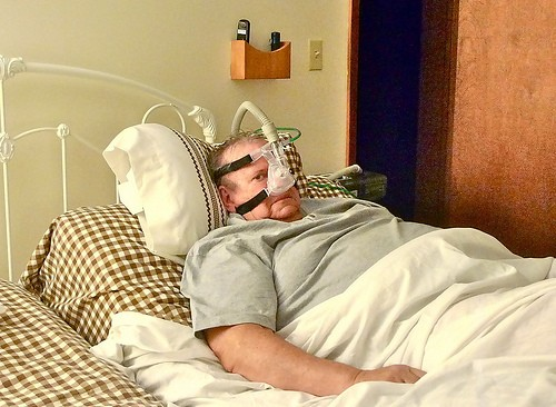 New Study Links Sleep Apnea Cpap Therapy To Increased