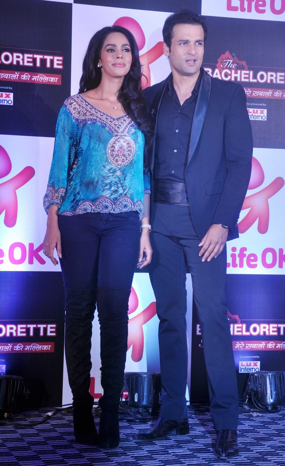 Mallika Sherawat , Rohit Roy