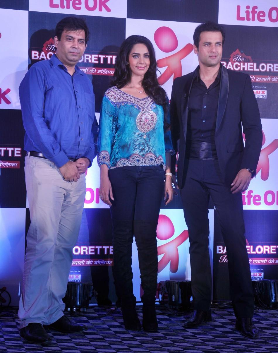 Mallika Sherawat, Rohit Roy