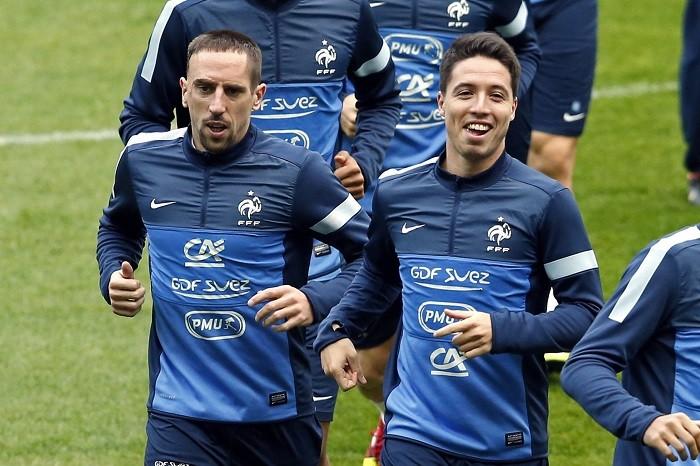 Franck Ribéry cedido al Sevilla