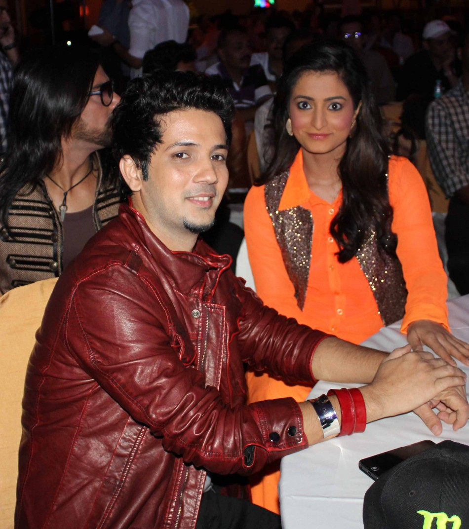 Mudassar Khan, Shruti Merchant