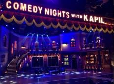 New Set of Comedy Nights with Kapil (Twitter Kapil Sharma)