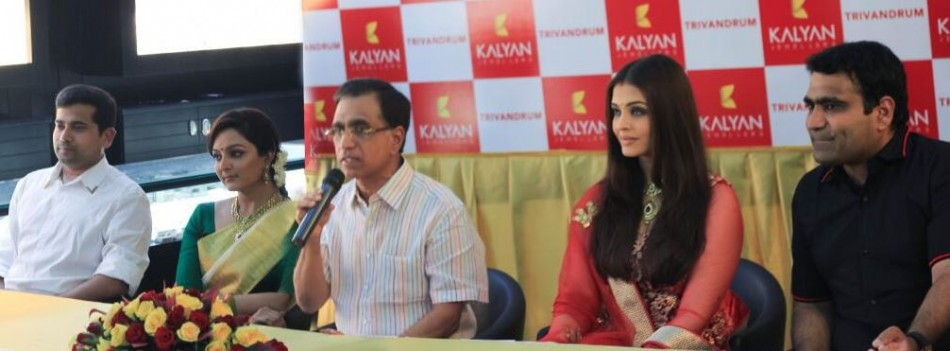 Aishwarya Rai Bachchan and Manju Warrier