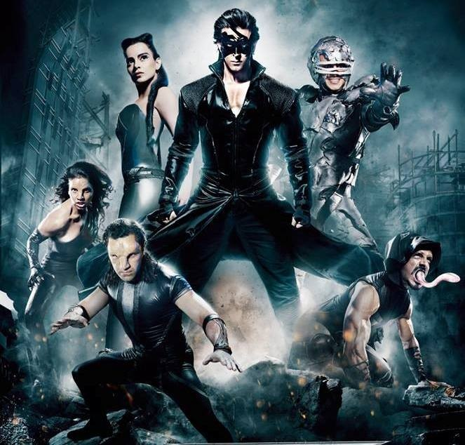 39 krrish 3 39 box office collection hrithik starrer becomes fastest film to cross 150 crore in india - Krrish box office collection ...
