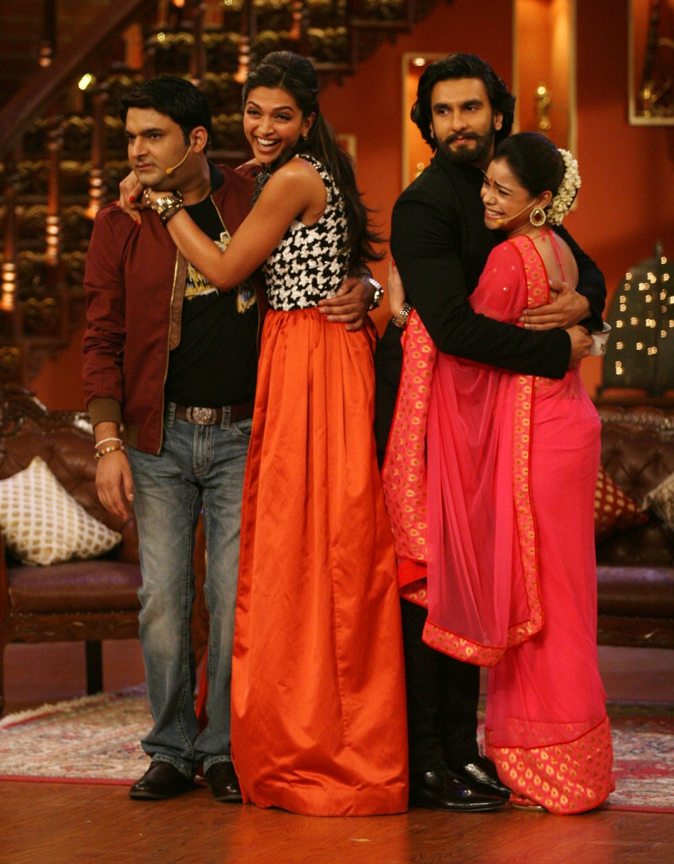 Comedy Nights With Kapil Deepika Comedy Nights With Kapil