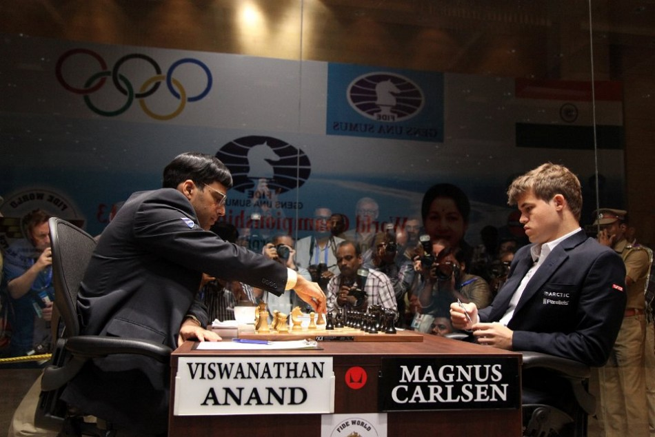 Anand Carlsen