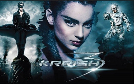 How much money krrish 3 earned till now