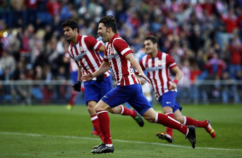Real Madrid Vs Getafe La Liga 2013 Brilliant Second: La Liga Preview: Elche Vs Atletico Madrid Live Streaming