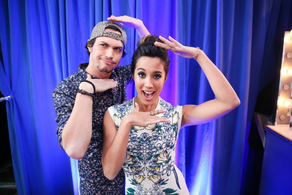 Alex  amp  Sierra in The X Factor The X Factor Official FacebookAlex And Sierra Say Something