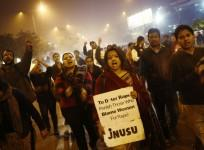 Nirbhaya: Delhi Bus Rape Protest spilled across India