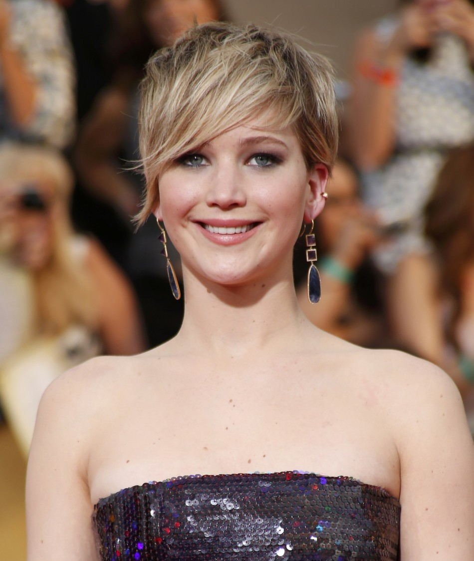 Nude photos of Lawrence and other actresses hacked and