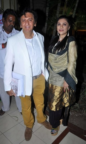 Guests at the launch of the book, 'Sagar Movietone' written by Biren Kothari.
