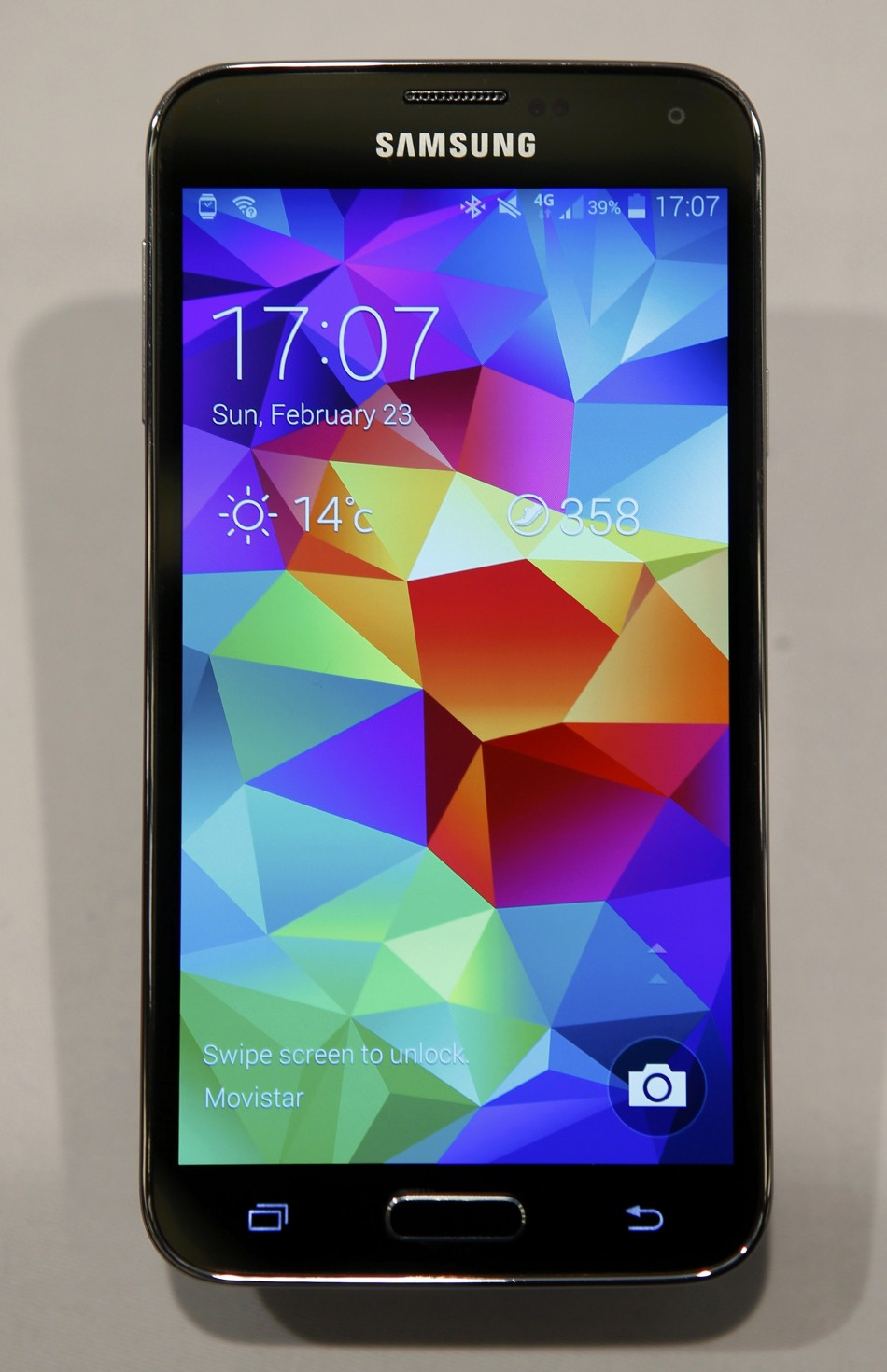 Samsung Galaxy S5 India Price Revealed Ahead Of 11 April