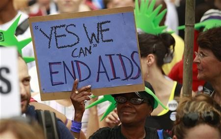 There has been increasing pressure among the international health community to address AIDS and the spread of HIV virus/Reuters file