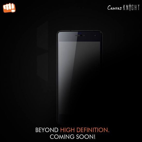 Micromax Canvas Knight A350 with 2GHz Octa-Core CPU to Debut in India on 5 March