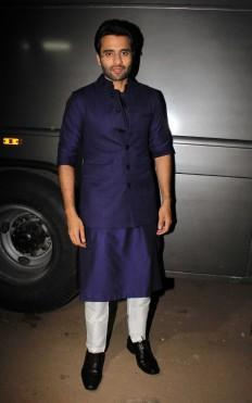 Jackky Bhagnani promote film Youngistan on the sets of Comedy Circus