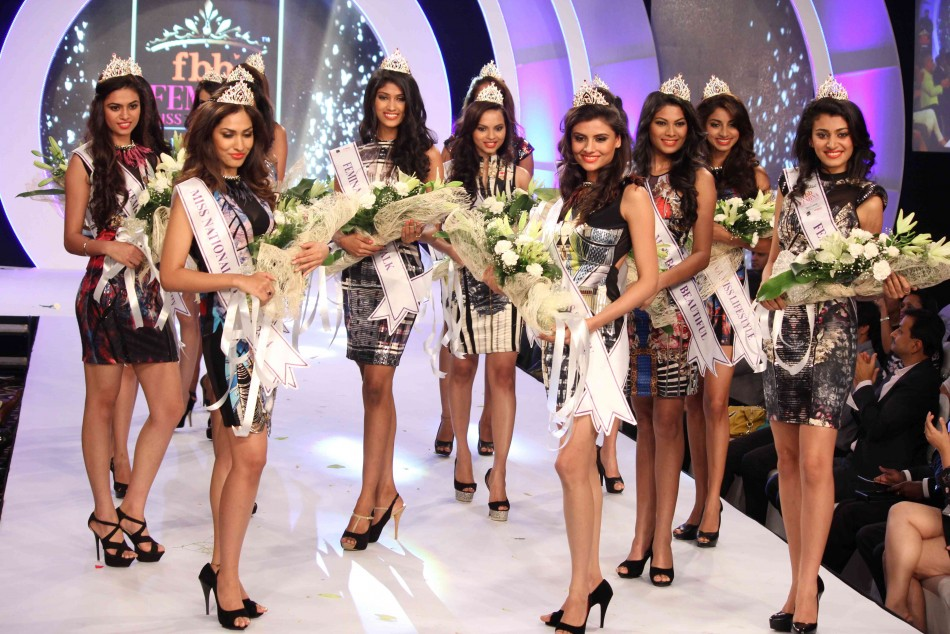 Miss India 2014 Finale Host