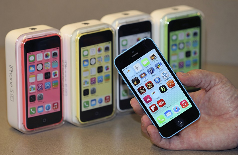 Apple Iphone 5c 8gb Apple Iphone 5c 8gb Shipments