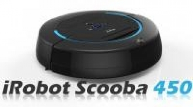 irobot scooba 450 floor cleaner 10200. Black Bedroom Furniture Sets. Home Design Ideas
