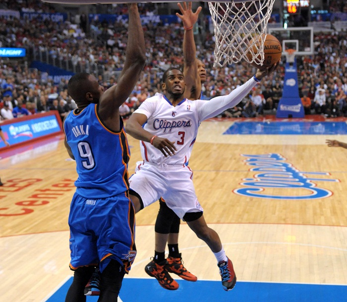 NBA Where To Watch Live: Los Angeles Clippers Vs Oklahoma