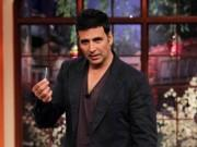 Akshay Kumar turns TV show producer