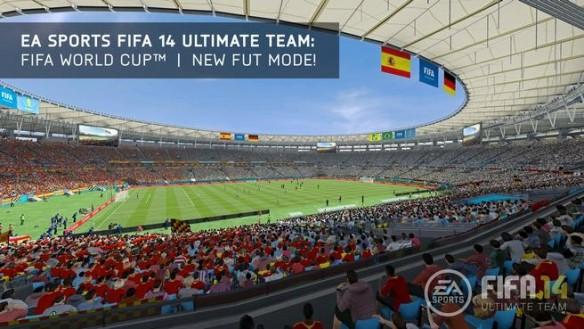 FIFA 14 Ultimate Team: World Cup