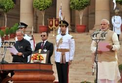 Narendra Modi Swearing-in
