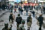 Riots are common in Kashmir (file photo)