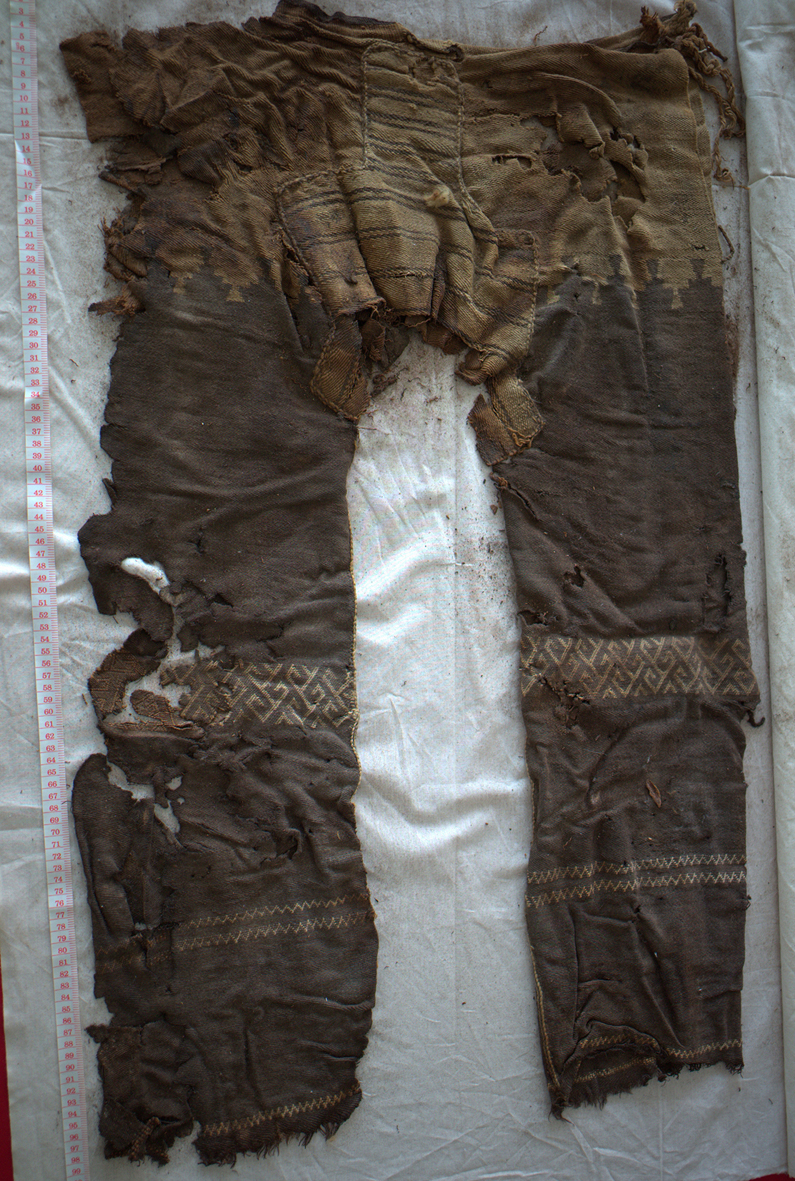 World's Oldest Trousers? 3,300-Year-Old Clothing Found in ...