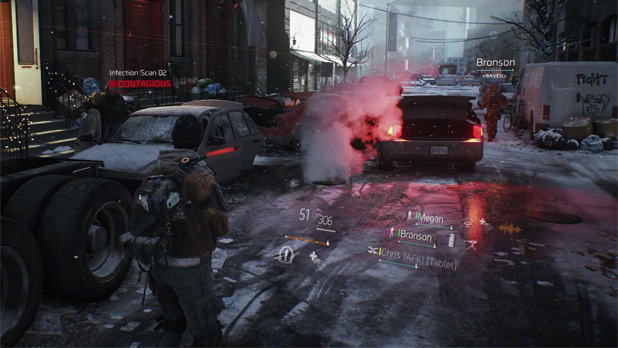 Tom clancy 39 s the division patch 1 5 for sony ps4 now live for Clancy motors used cars