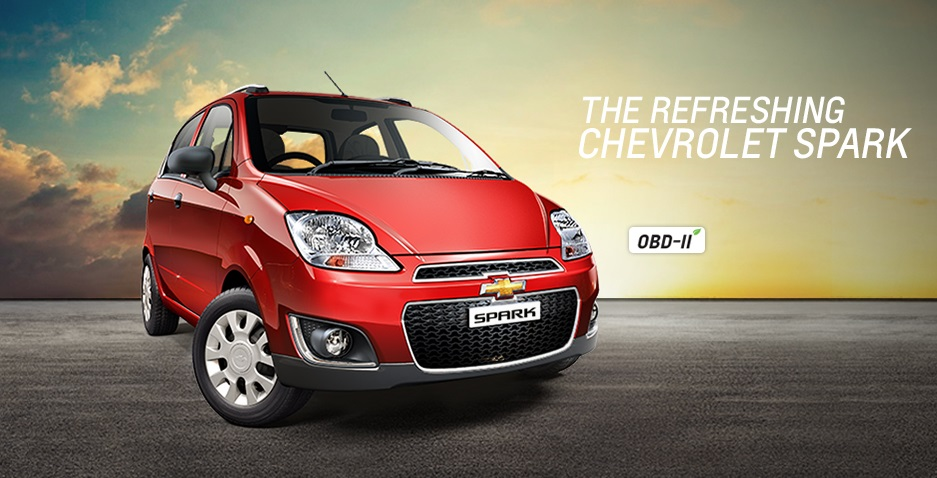 Chevrolet Spark Car Price In Delhi