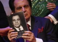 "Dilip Kumar's autobiography ""The Substance And The Shadow"" Launch"