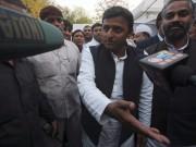 Uttar Pradesh Chief Minister Akhilesh Yadav