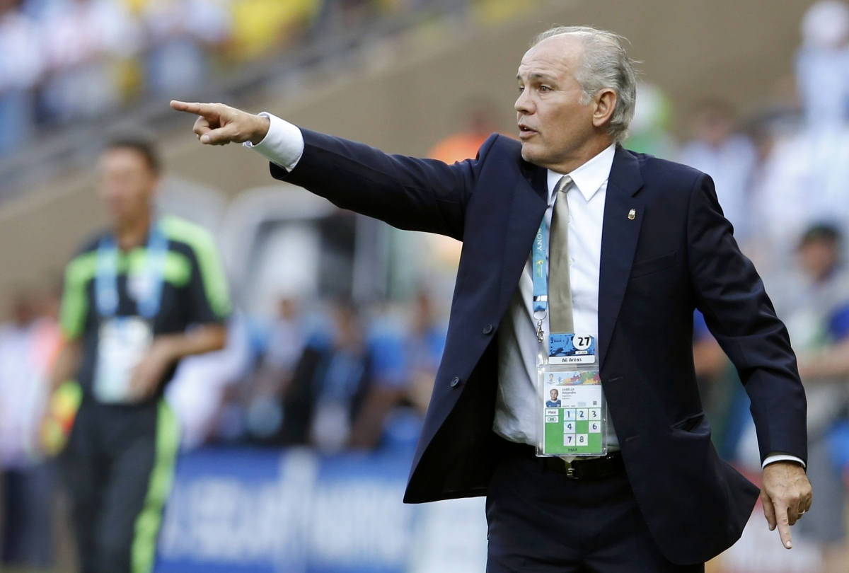 fifa world cup 2014 reactions sabella wants argentina to