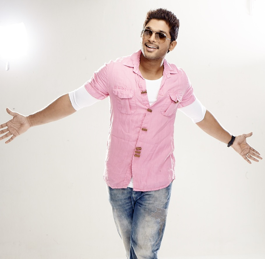 Allu Arjun Says No to Lip-Locks; Upcoming Film Likely to be Titled ...