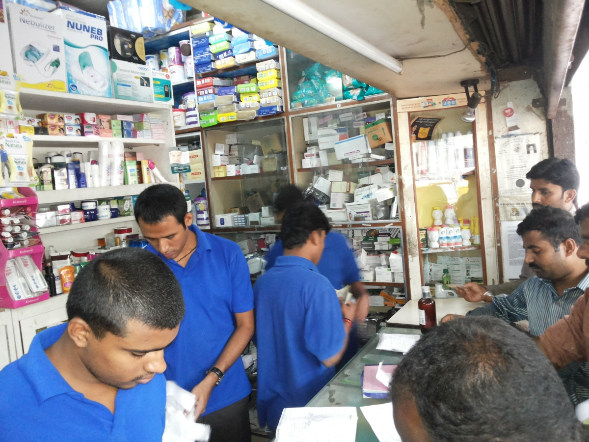Online medicine shop india