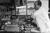 Paan shop, Tobacco