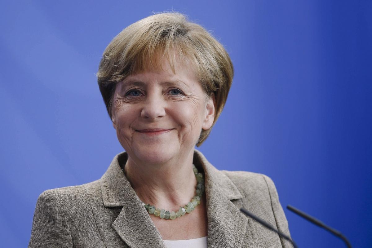 Меркель «настроена оптимистично» по поводу результатов переговоров в «нормандском» формате