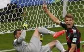 Thomas Muller Germany Brazil Julio Cesar