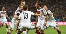 Mario Gotze Germany World Cup final