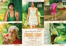 'Finding Fanny' Poster
