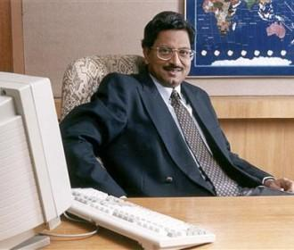B Ramalinga Raju, founder of Satyam Computer Services Ltd