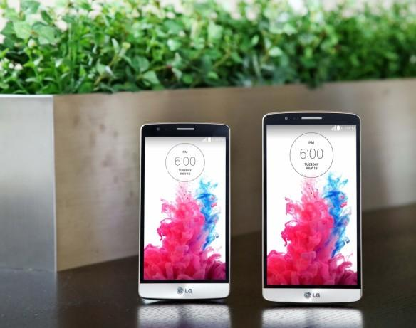 LG G3 Beat Mid-Range Smartphone with Laser Auto-Focus Camera Unveiled