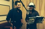 Dulquer Singing for Manglish