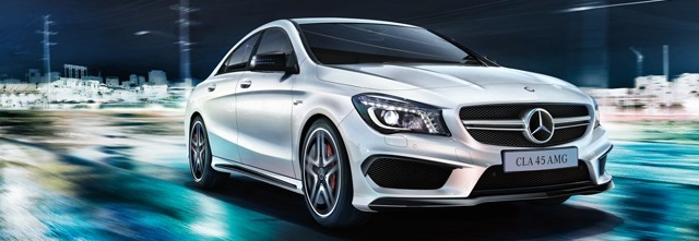 2014 Mercedes CLA250 Gains Sport Package Plus Option Photo Gallery ...