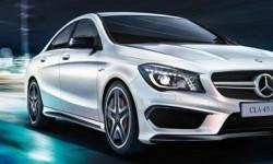 Mercedes-Benz CLA 45 AMG Launched in India; Price, Feature Details