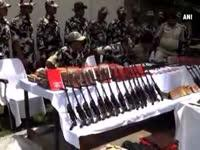 security-personnel-kill-maoist-recover-arms-in-jharkhand