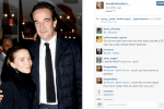 Mary Kate Olsen and Olivier Sarkozy